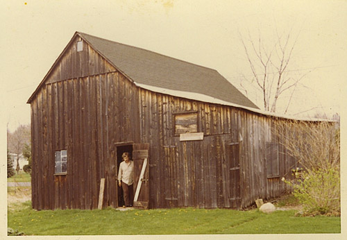 1771 farmhouse barn