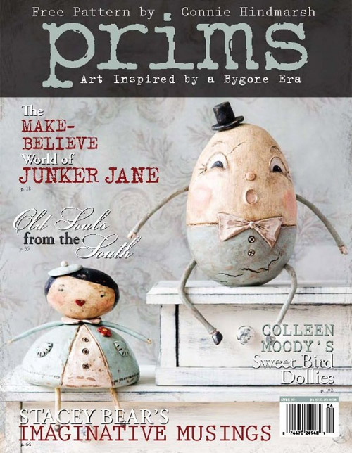 cover of the Spring 2011 issue of Prims Magazine