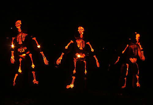 The Great Jack O' Lantern Blaze 2009 in Historic Hudson Valley, NY