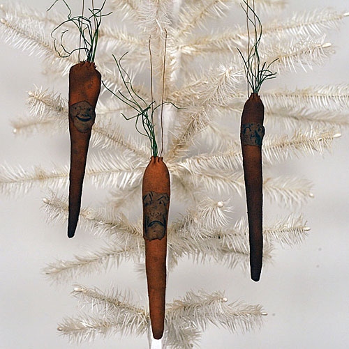 primitive ornaments