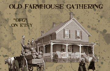 Old Farmhouse Gathering Team on Etsy