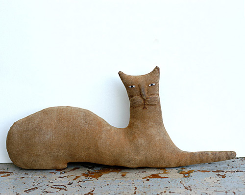 primitive cat dolls