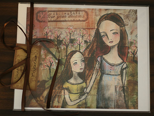 Orchard Sisters by Audrey Eclectic