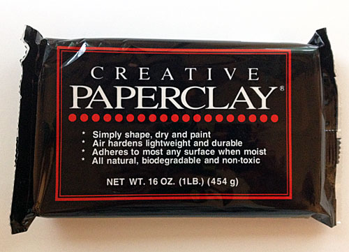 Creative Paperclay - 16oz package