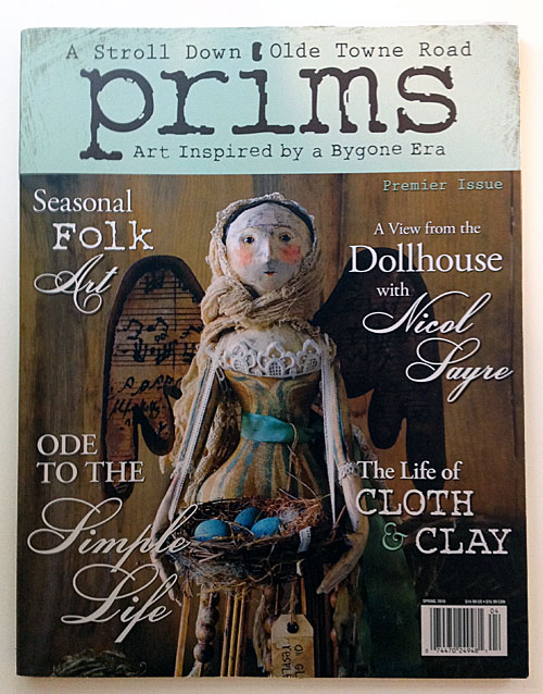 Prims Magazine Spring 2010 issue
