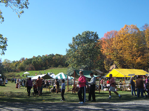 Quiet Valley Harvest Festival