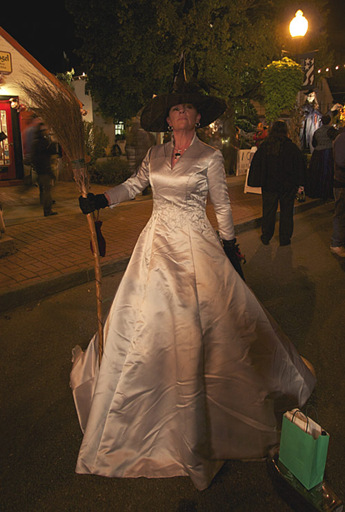 The Witches Ball - Best Witch costume winner